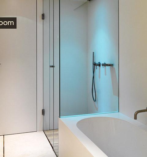 חדר אמבטיה מלון סנס סופיה
